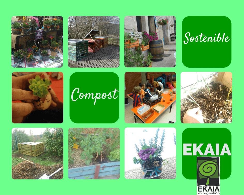 Ekaia y el mundo del compostaje