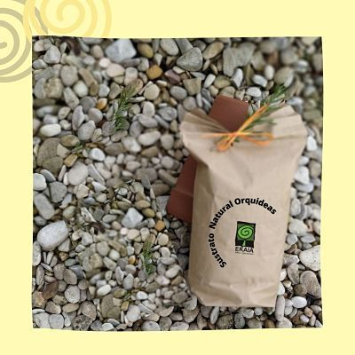Abono organico Sustrato natural Orquideas- ekaia eko compost tienda